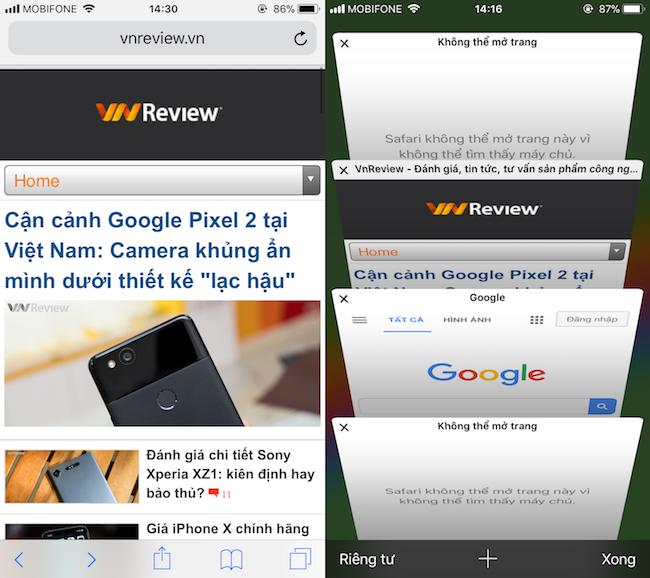4 cách tăng tốc trình duyệt Safari trên iPhone ảnh 1