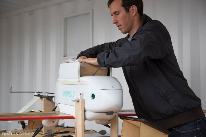 Startup dung drone chuyen mau den nhung noi heo lanh nhat hinh anh 5