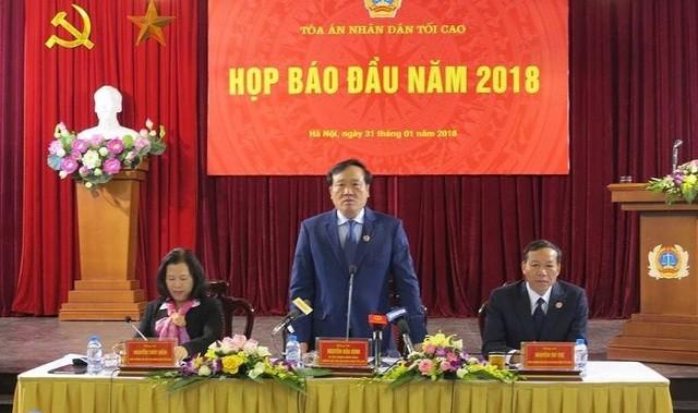 Ông Đinh La Thăng, Trịnh Xuân Thanh yêu cầu được công an bảo vệ tại tòa ảnh 1