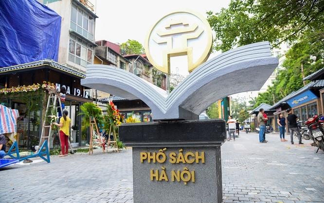 Hà Nội: Phố sách xuân Mậu Tuất sẽ khai mạc vào mùng Ba Tết