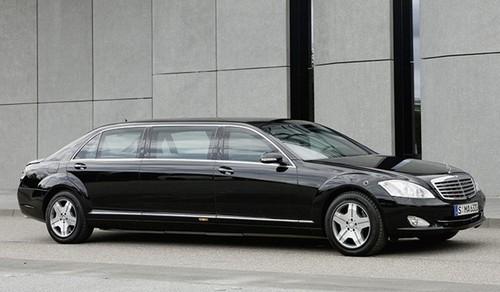"""Top 10 xe """"siêu dị"""" của các nguyên thủ quốc gia ảnh 10"""