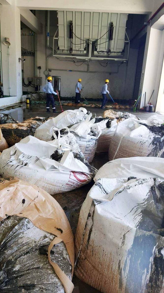Cảnh chất thải công nghiệp 'đóng gói' ngập tràn Formosa ảnh 4