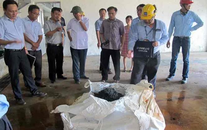 Cảnh chất thải công nghiệp 'đóng gói' ngập tràn Formosa ảnh 10