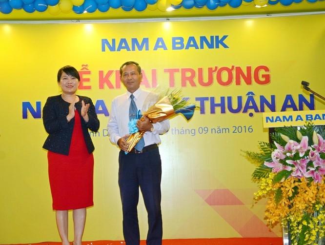 Nam A Bank mở điểm giao dịch thứ tư tại Bình Dương ảnh 1