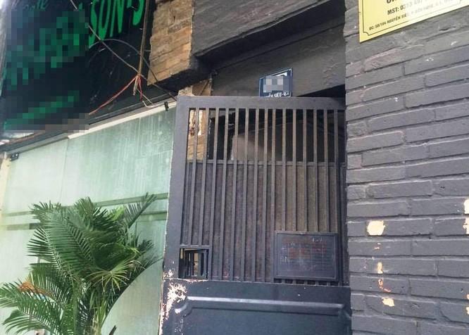 Trụ sở công ty TNHH nhà hàng Nightfall hiện không còn ở đường Nguyễn Siêu, P.Bến Thành, Q.1