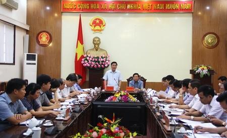Hội nghị - Ảnh: Báo Thái Nguyên