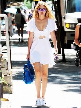 Hot girl Hollywood Gigi Hadid