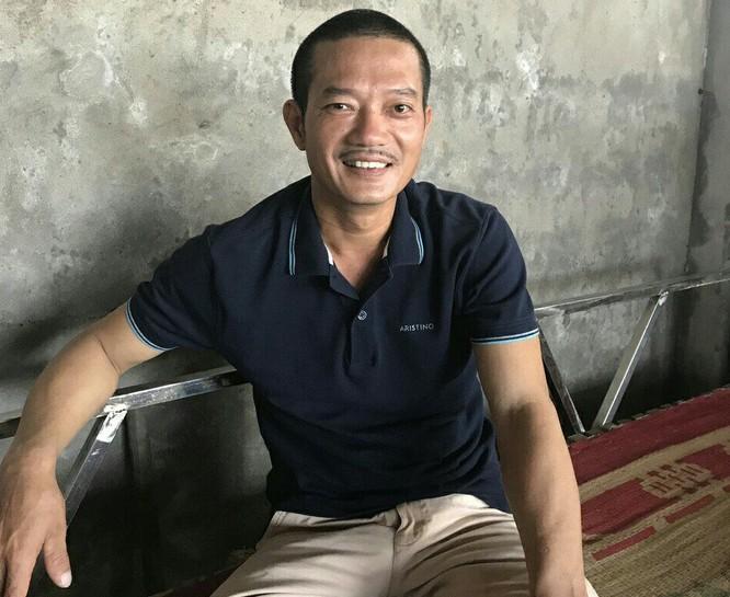 Sau ca nội soi tán sỏi, anh Thủy thoát khỏi tình trạng đau đớn, có thể trở lại lao động bình thường