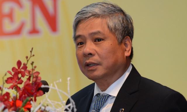 Ông Đặng Thanh Bình - Nguyên Phó Thống đốc NHNN (Nguồn: Tuổi Trẻ)