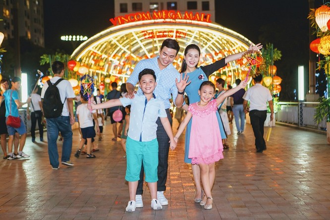 Các TTTM Vincom là điểm đến cuối tuần không thể bỏ lỡ cho cả gia đình