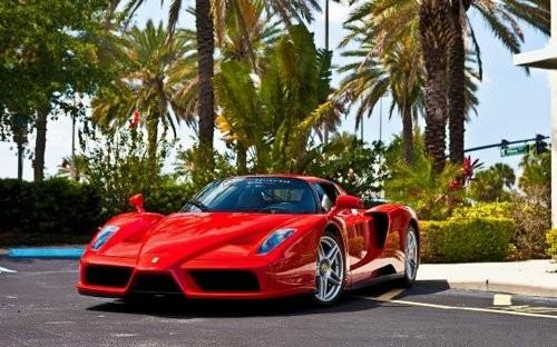 Ferrari được tạp chí Motor Trend Classic xếp thứ tư trong danh sách