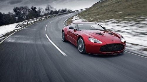 V12 Zagato Vantage, chiếc xe được đánh giá đẹp nhất trong thập kỷ qua.