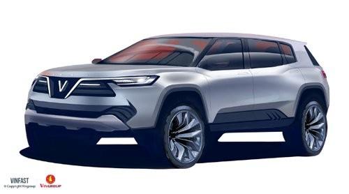 Mẫu xe của Italdesign thiết kế cho Vinfast đang nhận được nhiều bình chọn của người tiêu dùng Việt Nam.