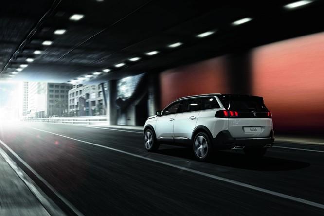 Chiêm ngưỡng Peugeot 5008 - SUV 7 chỗ thế hệ mới sắp tới tay khách hàng Việt ảnh 3