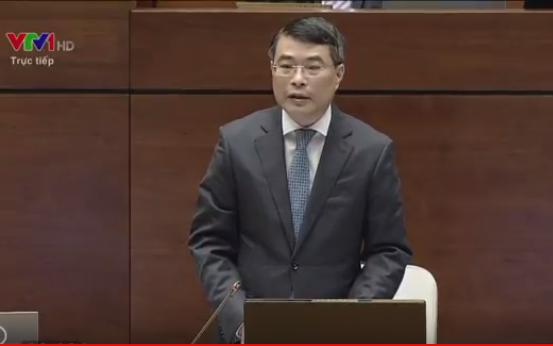 Thống đốc Lê Minh Hưng