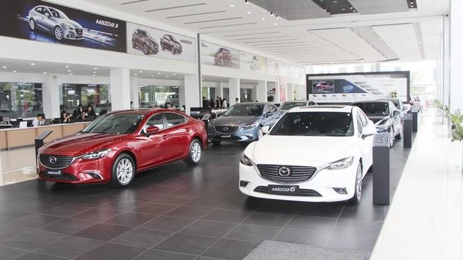 """Bên trong showroom Mazda """"đẹp như mơ"""" trên đường Phạm Văn Đồng ảnh 5"""