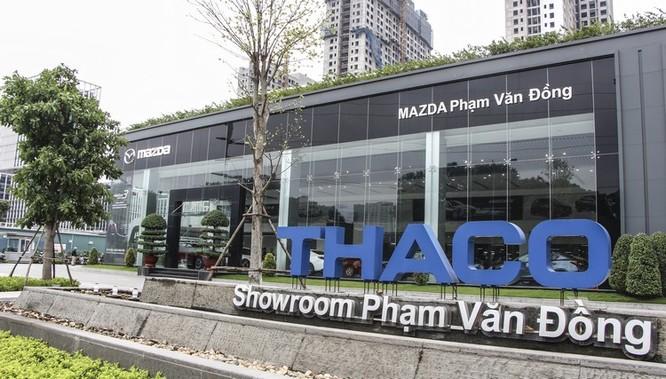 Showroom Mazda Phạm Văn Đồng