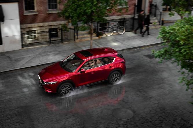 Vì sao Mazda CX5 tiếp tục thống trị phân khúc CUV? ảnh 6