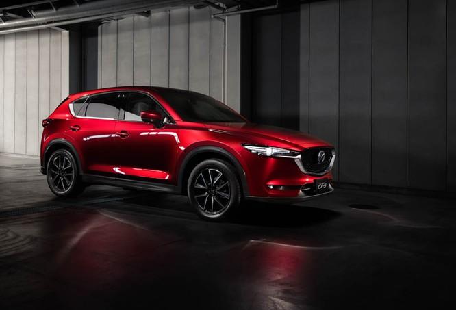 Vì sao Mazda CX5 tiếp tục thống trị phân khúc CUV? ảnh 4