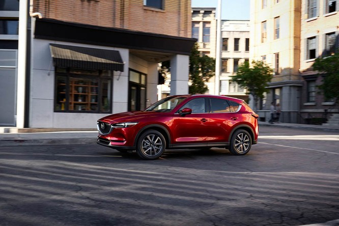 Vì sao Mazda CX5 tiếp tục thống trị phân khúc CUV? ảnh 2