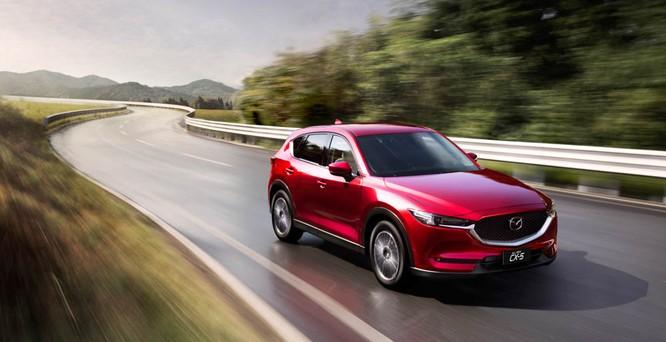 Vì sao Mazda CX5 tiếp tục thống trị phân khúc CUV? ảnh 1