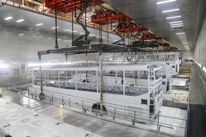 Thaco chuyển giao công nghệ sản xuất xe bus THACO HB73S cho đối tác tại Kazakhstan ảnh 2