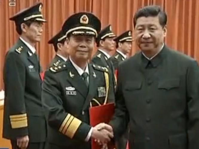 Điều gì khiến Thượng tướng Trung Quốc Thái Anh Đĩnh bị giáng 8 cấp? ảnh 2