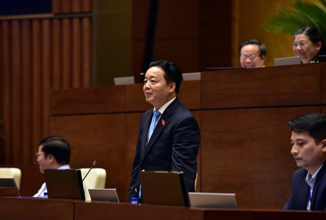 Đất đặc khu: Đại biểu lo nước ngoài mua, Bộ trưởng nói chưa phát hiện trường hợp nào