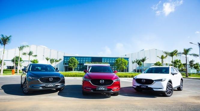 """Áp dụng công nghệ """"wet on wet"""", các mẫu xe Mazda có thêm 3 màu mới ảnh 2"""