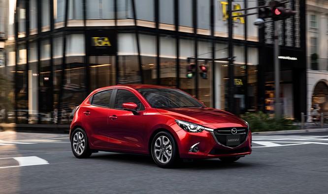 Giá bán tạm tính từ 509 triệu đồng, Mazda2 New sắp ra mắt có gì đặc biệt? ảnh 2