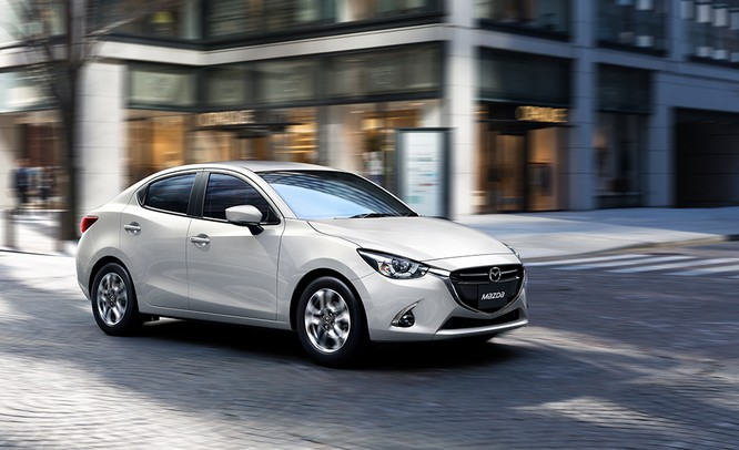 Giá bán tạm tính từ 509 triệu đồng, Mazda2 New sắp ra mắt có gì đặc biệt? ảnh 3