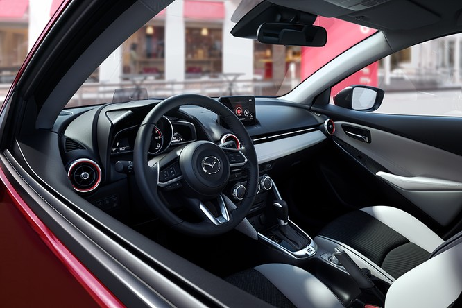 Giá bán tạm tính từ 509 triệu đồng, Mazda2 New sắp ra mắt có gì đặc biệt? ảnh 5
