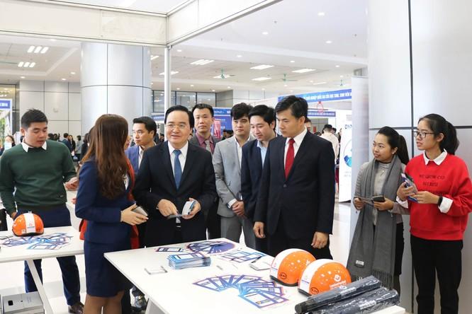 LienVietPostBank đồng hành cùng Ngày hội Khởi nghiệp Quốc gia của Học sinh, sinh viên 2018 ảnh 2