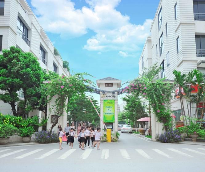 Dự án Pandora 53 Triều Khúc: Điểm cộng về hạ tầng ảnh 1