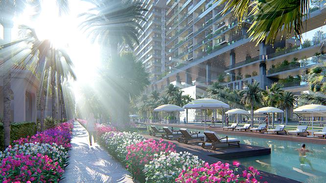 Với thiết kế kiến trúc độc đáo cùng các dịch vụ đỉnh cao, các cư dân Sunshine Crystal River có thể tận hưởng cuộc sống thư thái như thiên đường nghỉ dưỡng.