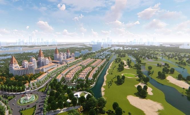 Sunshine Wonder Villas đáp ứng những yêu cầu khắt khe chốn đi về của những người siêu giàu Việt Nam