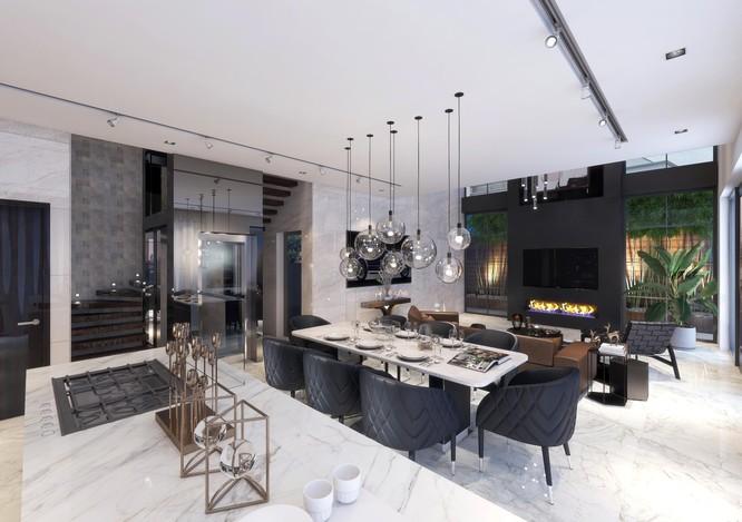 """Tại dự án Sunshine Wonder Villas, chủ đầu tư đưa ra chính sách bàn giao """"full nội thất"""" với nhiều lựa chọn cho khách hàng, bao gồm: Gói basic nội thất liền tường và gói mở rộng - nội thất rời theo tư vấn của Sunshine."""
