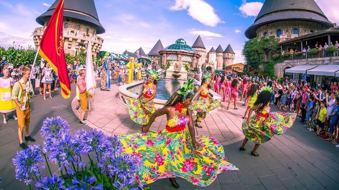 Ở đâu, chơi gì tại Đà Nẵng trong mùa lễ hội pháo hoa tháng 6 này? ảnh 4