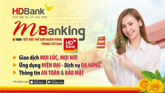 HDBank ra mắt Website mới và ứng dụng mới HDBank mBanking ảnh 1