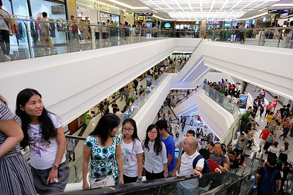 TTTM Vincom Center Landmark 81 là địa điểm mua sắm, vui chơi giải trí được ưa chuộng nhất tại thành phố Hồ Chí Minh.