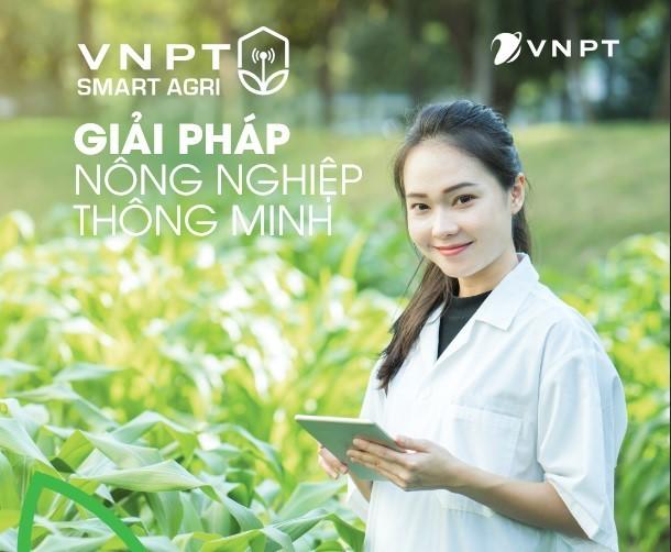 """Giải pháp VNPT Smart Agri: """"Cánh tay phải"""" của nông dân thời 4.0! ảnh 1"""