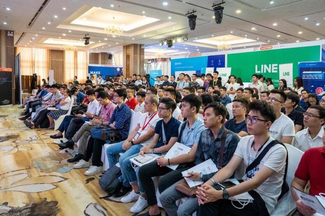 Sự kiện Vietnam Mobile Day 2019 quy tụ nhiều chuyên gia và những người quan tâm tới lĩnh vực công nghệ
