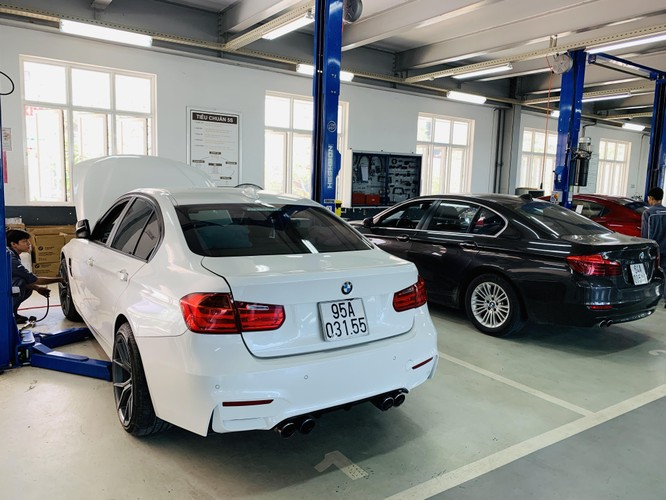 BMW Service Clinic: Chăm sóc tận tình như lời tri ân ảnh 2