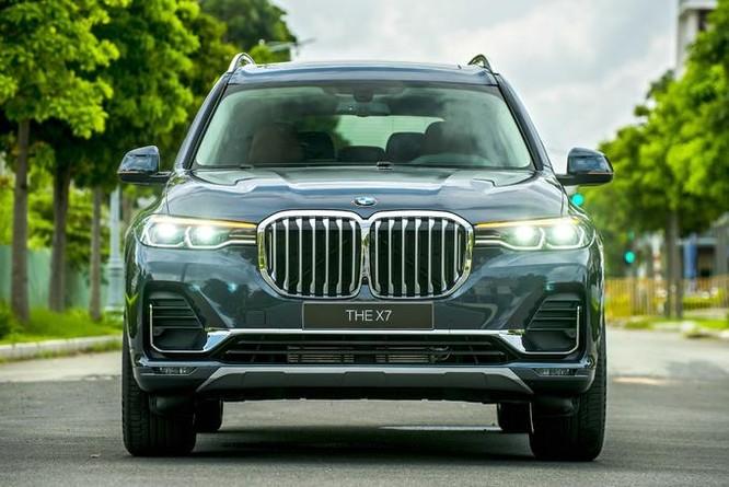 THACO khai trương tổ hợp showroom 3 thương hiệu BMW-MINI-BMW MOTORRAD tại TP.HCM. ảnh 1