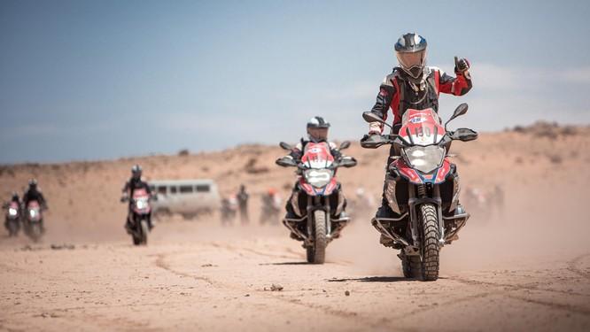 BMW Motorrad lần đầu tổ chức vòng loại GS Trophy Việt Nam ảnh 3