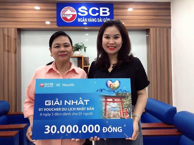 SCB trao tặng những chuyến du lịch giá trị cho khách hàng ảnh 1