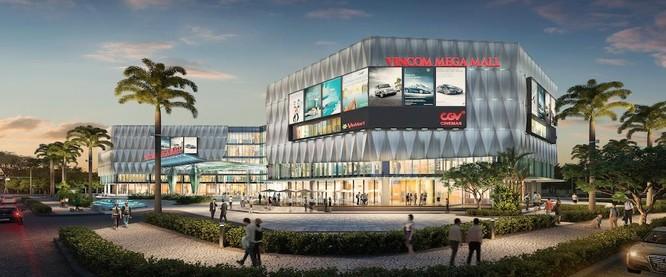 Vincom Mega Mall sắp khai trương hứa hẹn những cơ hội đầu tư hấp dẫn