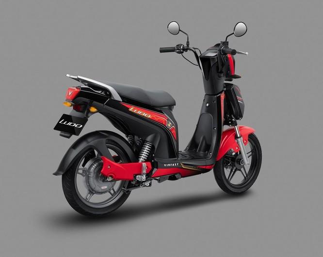 VinFast Ludo sử dụng động cơ Bosch 500W...