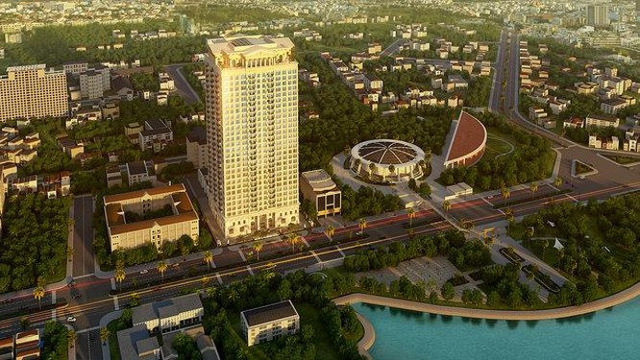 '. Palais Louis – dự án bất động sản cao cấp nhất của Tập đoàn Tân Hoàng Minh