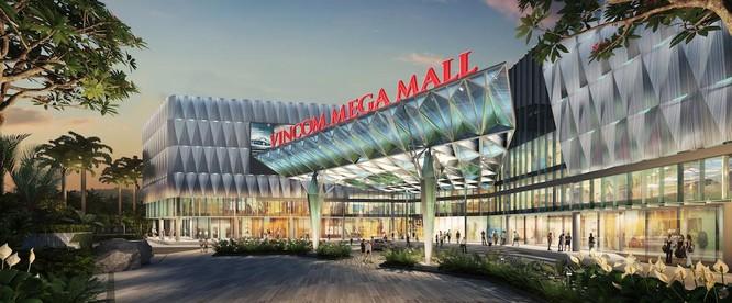 Vincom Mega Mall Grand Park với hệ thống giao thông liên kết từ trung tâm thành phố khá thuận tiện, với Xa lộ Hà Nội, cao tốc Long Thành - Dầu Giây, tuyến Metro Bến Thành - Suối Tiên…